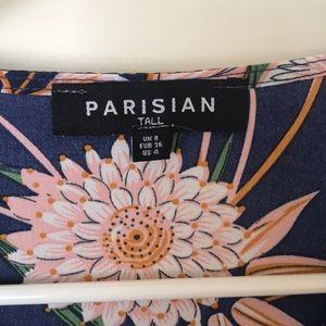 Parisian Works Dresses - Parisian Maxi Wrap Dress